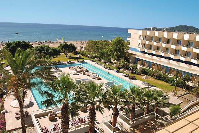 club Héliades Rhodes sept 2020